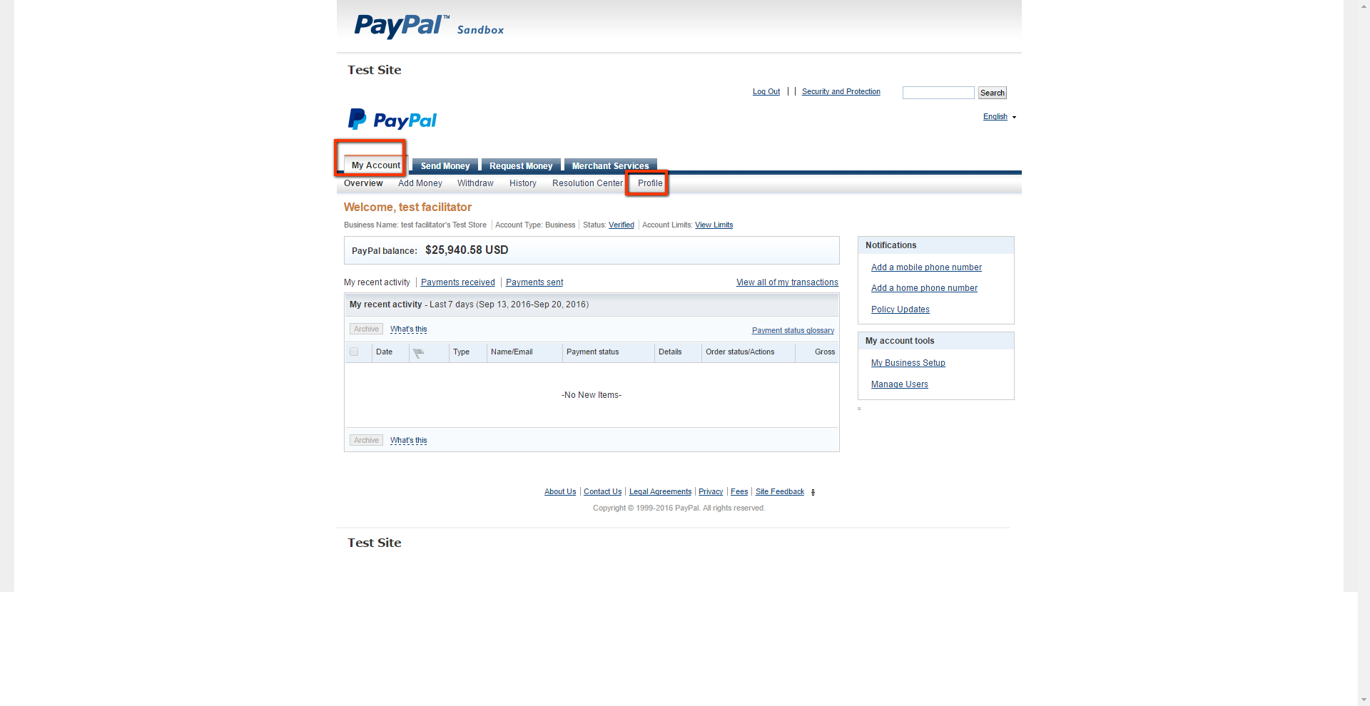 PayPal Website Payments Pro - How to obtain your API credentials
